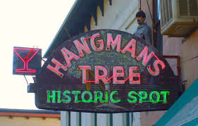 Hangman's Tree Bar in Placerville