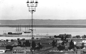 San Diego's Moonlight Tower (1890).