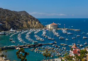 Santa Catalina Island, Avalon Bay.