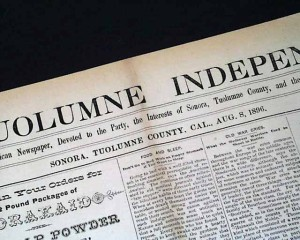 Tuolumne Independent (1896).