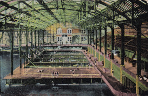 Sutro Baths postcard.