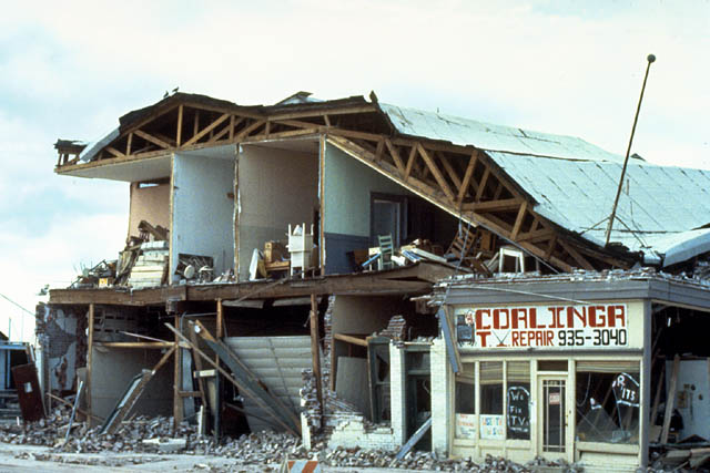 Coalinga Earthquake (1983).