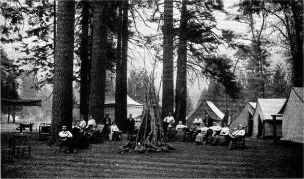 Camp Curry (1931).
