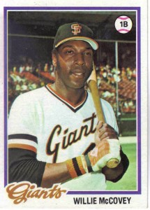 Willie McCovey (1978).
