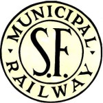 San Francisco Municipal Railway logo.
