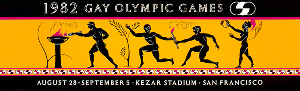 Gay Olympic Games (1982).