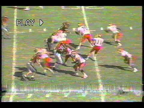 Fresno State vs New Mexico State (1991).