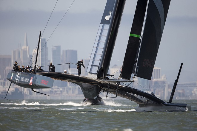 America's Cup (2013).