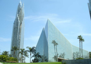 Crystal Cathedral.
