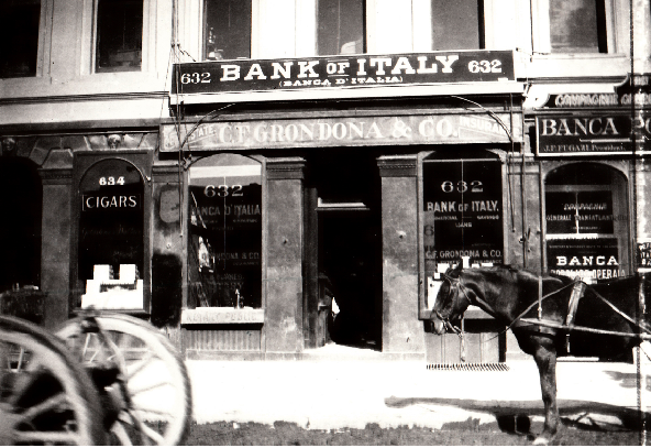 Bank of Italy (1907).