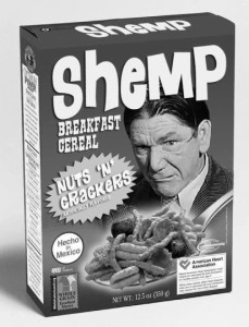 Shemp Howard.