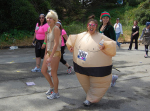 Bay to Breakers.