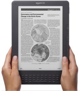 Amazon Kindle.
