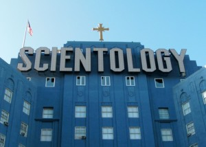 Church of Scientology, Los Angeles.