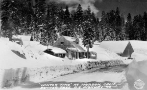 Norden at Donner Pass (1952).