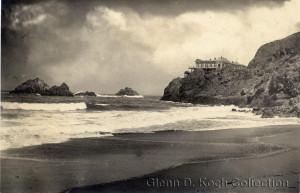 Cliff House, San Francisco (1887). Courtesy of Glenn D. Koch Collection.