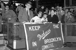 Brooklyn Dodgers.