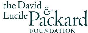 David and Lucille Packard Foundation.