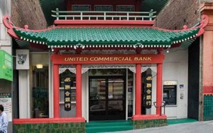 United Commercial Bank.