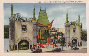 Grauman's Chinese Theater.