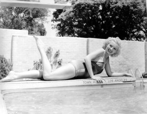 Evelyn Keyes.
