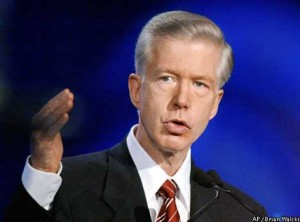 Governor Gray Davis.