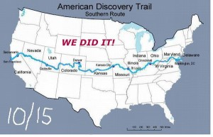 American Discovery Trail.
